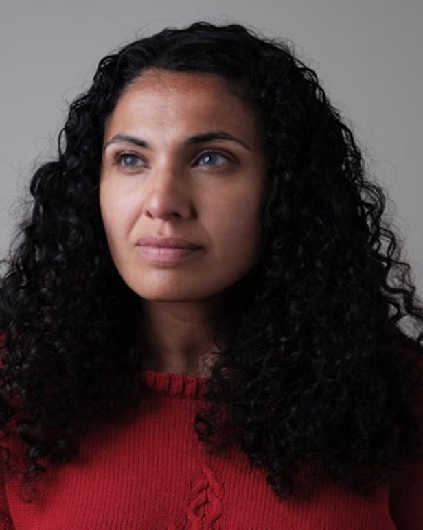 A portrait of Robana Hussain-Mill