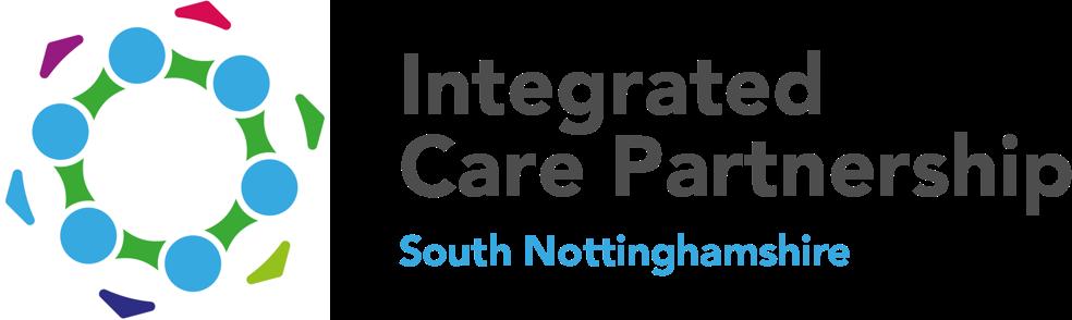 South Nottinghamshire Integrated Care Partnership (ICP) logo