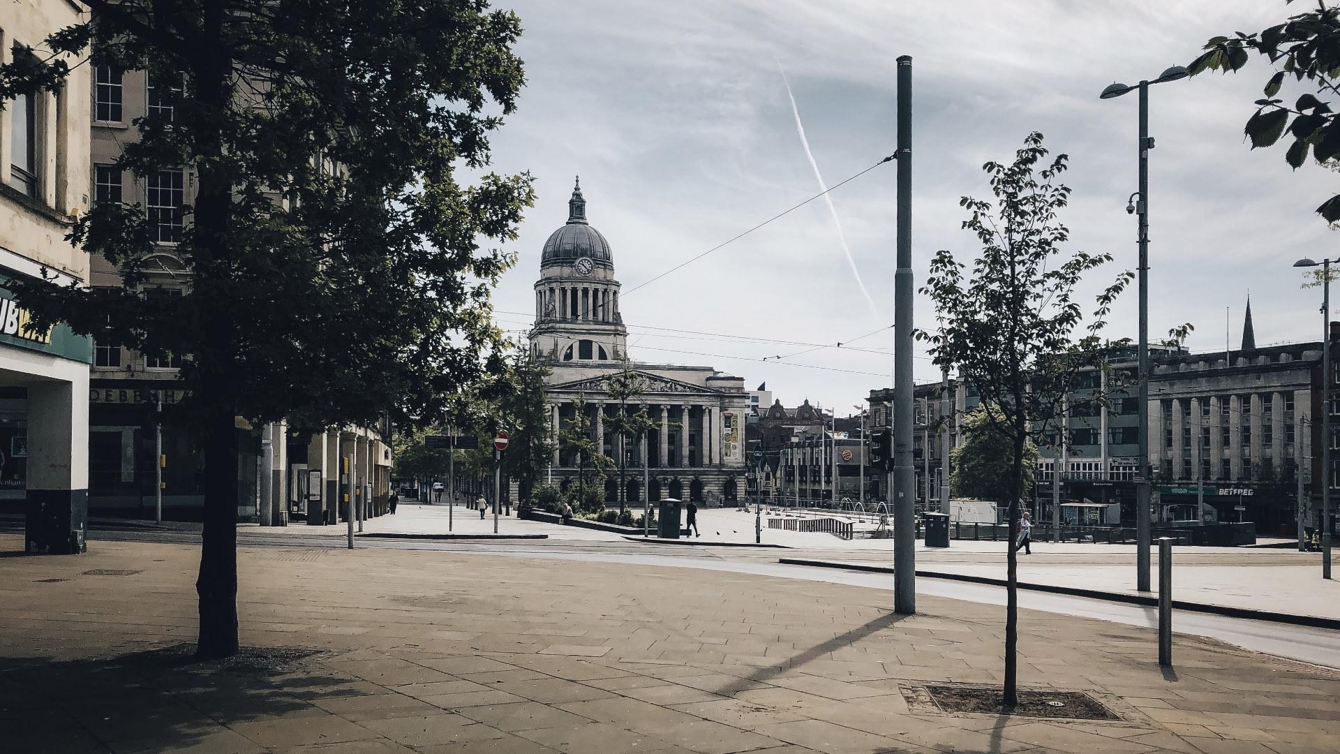 Nottingham City East