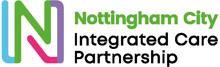 Nottingham City Integrated Care Partnership (ICP) logo