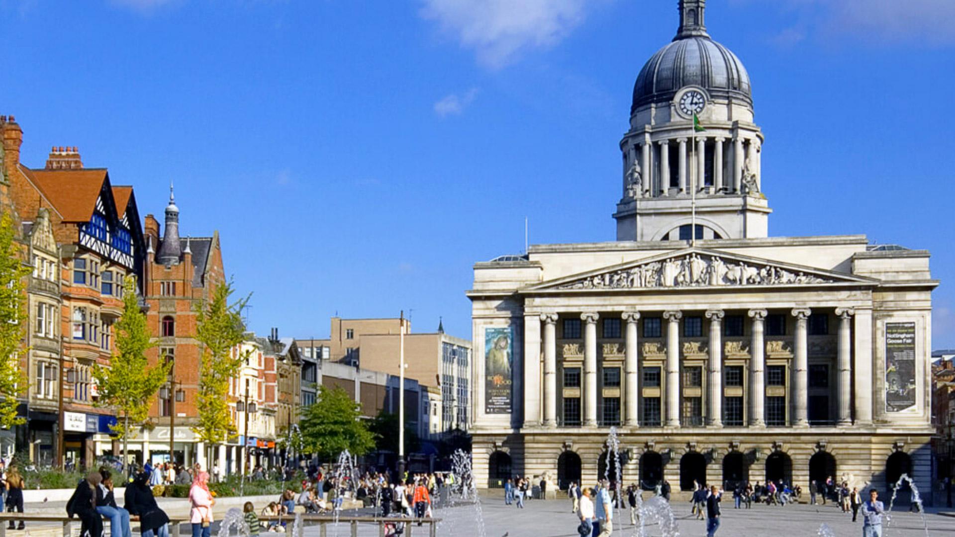 Nottingham City Integrated Care Partnership (ICP)